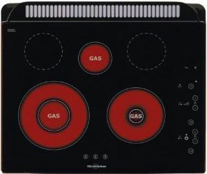 Vitrocer micas a gas t cnicas hogar - Vitroceramicas de gas ...
