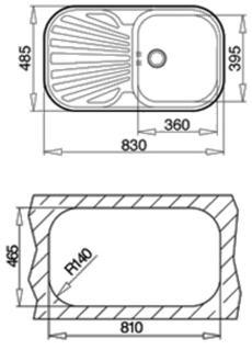 Productos para el hogar por marca medidas de fregaderos de cocina teka - Fregaderos teka catalogo ...